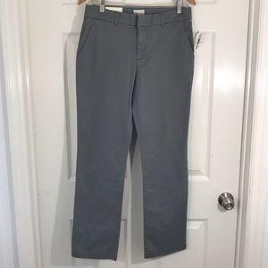 NWOT Khakis by Gap Grey Chinos SiZe 6/28